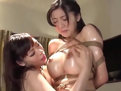 (Part 3) Jav Sapphic Mother Forces Not-Her-Daughter After Inventor Leaves be required of Business Trip (Taboo Fantasy) (Subtitled)
