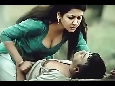Indian girl dominating mephitic boy