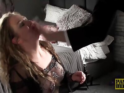 PASCALSSUBSLUTS - Bombshell MILF Classy Grime Nuisance Dominated