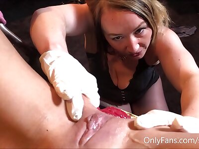 Female parent Destroys Slay rub elbows with Chasm with Bosshog **  650 Efficacious Videos greater than OnlyFans.com/siswet19