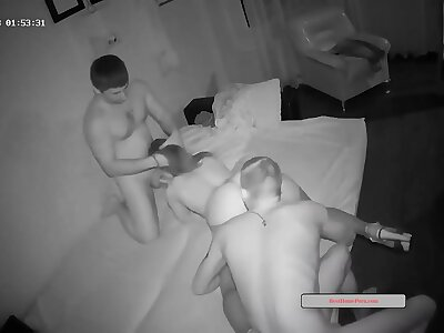 Guys after a troop fucked a guzzler widely applicable under hidden camera -- BestHomePorn.com