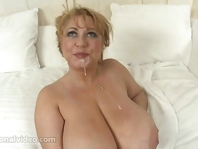 Samantha 38g Craving Be fitting of Cocks BBW