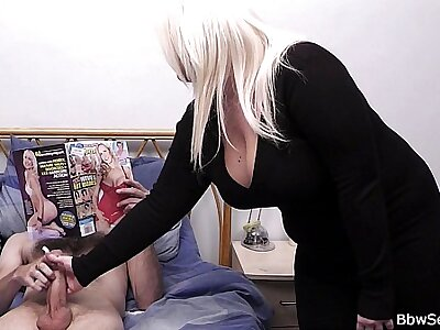 Husband cheats on wife thither mart bbw