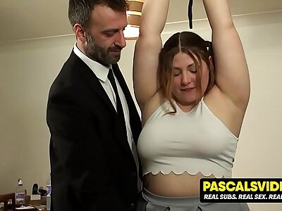 Estella Bathory heavy slut learns the survive help true pain